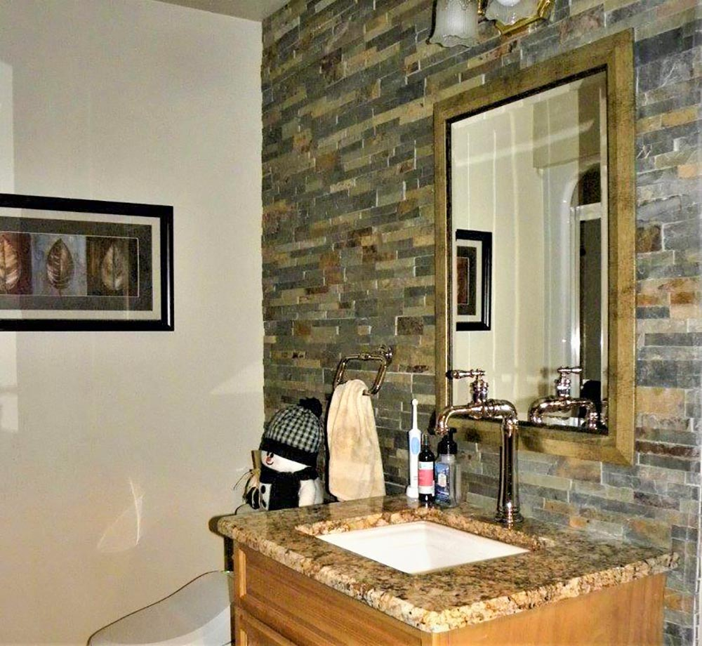 Nick-Joski-Stacked-Stone-Accent-Wall-Project