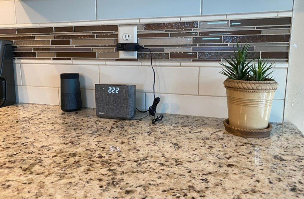 Nick Joski Flooring Backsplash
